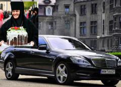 У настоятельницы монастыря «нашелся» «Мерседес» новейшего поколения за 9,5 млн.
